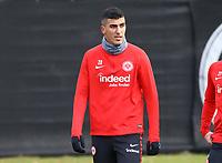 Aymen Barkok (Eintracht Frankfurt) - 29.12.2017: Eintracht Frankfurt Training, Commerzbank Arena