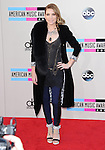 LOS ANGELES, CA - NOVEMBER 24: Skylar Grey<br />  arrives at   The 2013 American Music Awards held at Nokia Live in Los Angeles, California on November 24,2013                                                                               &copy; 2013 Hollywood Press Agency