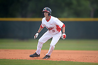 Illinois State Redbirds Jared Hendren (19) during a game against the Bucknell Bison on March 8, 2015 at North Charlotte Regional Park in Port Charlotte, Florida.  Bucknell defeated Illinois State 13-8.  (Mike Janes Photography)