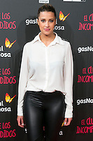 Corina Randazzo attend the Premiere of the movie &quot;El club de los incomprendidos&quot; at callao Cinema in Madrid, Spain. December 1, 2014. (ALTERPHOTOS/Carlos Dafonte) /NortePhoto<br />