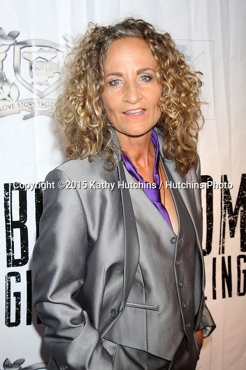 "LOS ANGELES - JUL 23:  Ursel Walldorf at the ""The Boom Boom Girls of Wrestling"" Premiere at the Downtown Independent Theater on July 23, 2015 in Los Angeles, CA"
