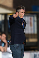 Gareth Ainsworth (Manager) of Wycombe Wanderers during the Sky Bet League 2 match between Wycombe Wanderers and Mansfield Town at Adams Park, High Wycombe, England on 25 March 2016. Photo by David Horn.