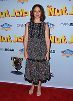 05 August  2017 - Los Angeles, California - Maya Rudolph.  World premiere of &quot;Nut Job 2: Nutty by Nature&quot;  held at Regal Cinema at L.A. Live in Los Angeles. <br /> CAP/ADM/BT<br /> &copy;BT/ADM/Capital Pictures