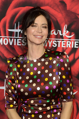 PASADENA. CA - JANUARY 14: Catherine Bell at the Hallmark Winter 2017 TCA Event at Tournament House in Pasadena, California on January 14, 2017. Credit: David Edwards/MediaPunch