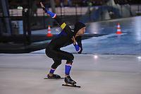 SCHAATSEN: DEVENTER: IJsbaan De Scheg, 16-10-2016, Holland Cup, Michel Mulder, ©foto Martin de Jong