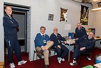 Rotterdam, Netherlands, 11 februari, 2018, Ahoy, Tennis, ABNAMROWTT, Leo's magazijn<br /> Photo: Henk Koster/tennisimages.com
