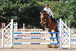 Class 6. British showjumping seniors. Brook Farm Training Centre. Essex. UK. 07/07/2018. ~ MANDATORY Credit Ellen Szalai/Sportinpictures - NO UNAUTHORISED USE - 07837 394578