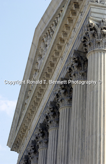 Supreme Court pillars Washington DC, pillars, Politics in the United States, Presidential, Federal Republic, united States Congress, Fine Art Photography by Ron Bennett, Fine Art, Fine Art photo, Art Photography,