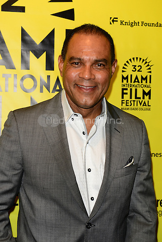 SUNRISE, FL - MARCH 13: Dr. Rudolph G. Moise attends Miami Dade College Miami International Film Festival - 'Sweet Micky for President' - Screening at O Cinema Miami Beach on March 13, 2015 in Miami, Florida. Credit: MPI10 / MediaPunch