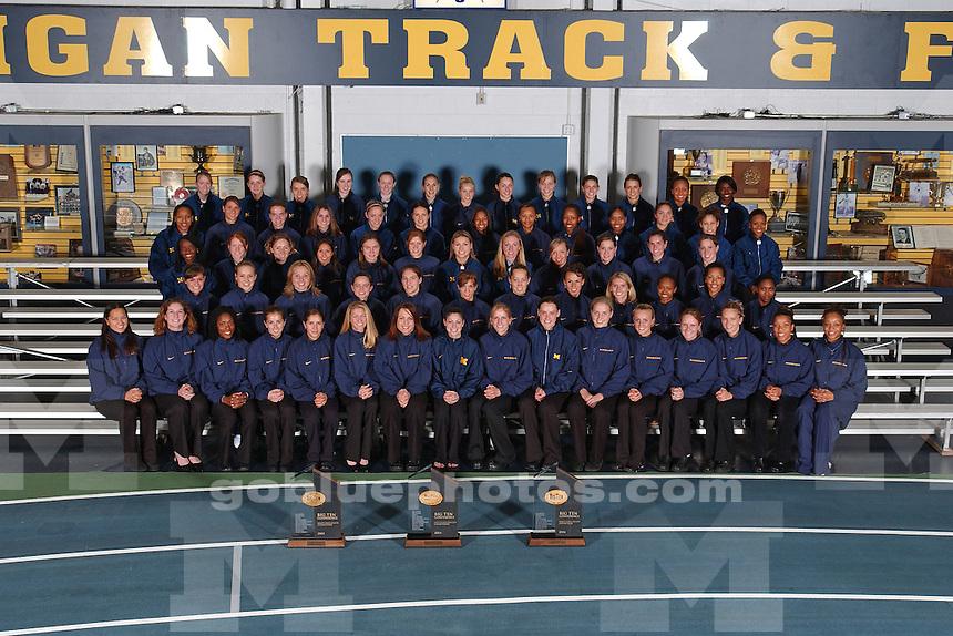 2005 Women's Track & Field.