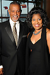 D'Artagnan Bebel and Diedra Fontaine at the Ensemble Theater's annual Black Tie Gala at the Hilton Americas Hotel Saturday Aug. 25, 2012.(Dave Rossman/For the Chronicle)