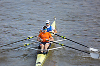 Crew: 7  Lea Rowing Club - Op 2x Intermediate<br /> <br /> Pairs Head 2019<br /> <br /> To purchase this photo, or to see pricing information for Prints and Downloads, click the blue 'Add to Cart' button at the top-right of the page.