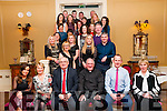 St. Michael's College Xmas Party: Staff ofSt. Michael's College, Listowel enjoying their annual Christmas party at the Listowel Arms Hotel on Friday night last.