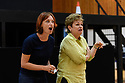 Glasgow, UK. 26.06.2017. Scottish Opera in rehearsals for &quot;Greek&quot;. &quot;Greek&quot; is a new Scottish Opera and Opera Ventures co-production,<br /> co-presented with Edinburgh International Festival. Based on the play by Steven Berkoff, written by Mark-Anthony Turnage and directed by Joe Hill-Gibbins. Susan Bullock, Allison Cook and Andrew Shore perform alongside name-to-watch Alex Otterburn, winner of an International Opera Award bursary and one of Scottish Opera&rsquo;s Emerging Artists for 2017/18. Photograph &copy; Jane Hobson.