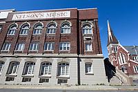 Mason St.