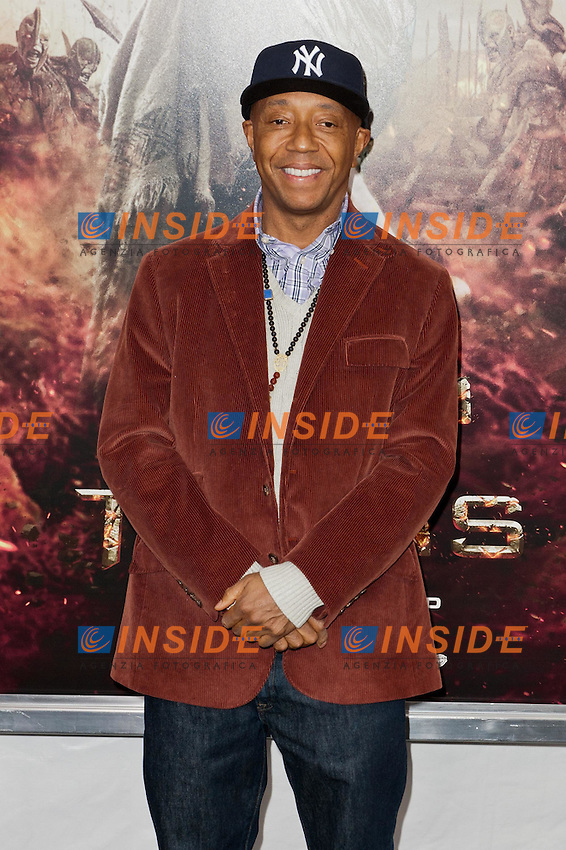 "Russell Simmons..Anteprima di ""La Furia dei Titani"".. ""Wrath of the Titans""..AMC Lincoln Square Theater..26/03/2012, New York..Foto Insidefoto / Marco Sagliocco....Only Italy"