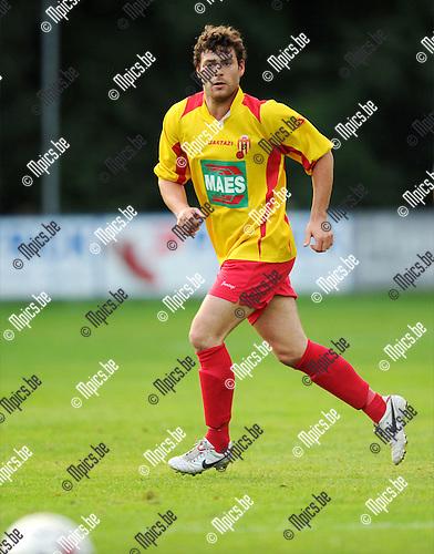 2011-07-27 / Voetbal / seizoen 2011-2012 / Bornem SV / Mattis Persoons...Foto: mpics