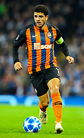 Shakhtar Donetsk's Taison<br /> <br /> Photographer Alex Dodd/CameraSport<br /> <br /> UEFA Champions League Group F - Manchester City v Shakhtar Donetsk - Wednesday 7th November 2018 - City of Manchester Stadium - Manchester<br />  <br /> World Copyright &copy; 2018 CameraSport. All rights reserved. 43 Linden Ave. Countesthorpe. Leicester. England. LE8 5PG - Tel: +44 (0) 116 277 4147 - admin@camerasport.com - www.camerasport.com