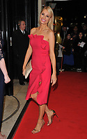 Tess Daly at the BAFTAs fundraising gala dinner & auction, The savoy Hotel, The Strand, London, England, UK, on Friday 08th February 2019.<br /> CAP/CAN<br /> ©CAN/Capital Pictures