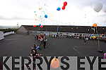 Listellick NS pupils release 150 balloons to mark school's 150th anniversary
