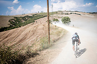 Not Peter Sagan's (SVK/Bora-Hansgrohe) best day on a bike...<br /> <br /> 14th Strade Bianche 2020<br /> Siena > Siena: 184km (ITALY)<br /> <br /> delayed 2020 (summer!) edition because of the Covid19 pandemic > 1st post-Covid19 World Tour race after all races worldwide were cancelled in march 2020 by the UCI