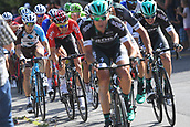 June 17th 2017, Schaffhaussen, Switzerland;  BAKELANTS Jan (BEL) Rider of Team AG2R La Mondiale, WELLENS Tim (BEL) Rider of Team Lotto - Soudal during stage 8 of the Tour de Suisse cycling race, a stage of 100 kms between Schaffhaussen and Schaffhaussen