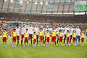 Spain team group (ESP),<br /> JUNE 18, 2014 - Football / Soccer : FIFA World Cup Brazil<br /> match between Spain and Chile at the Maracana Stadium in Rio de Janeiro, Brazil. (Photo by AFLO)