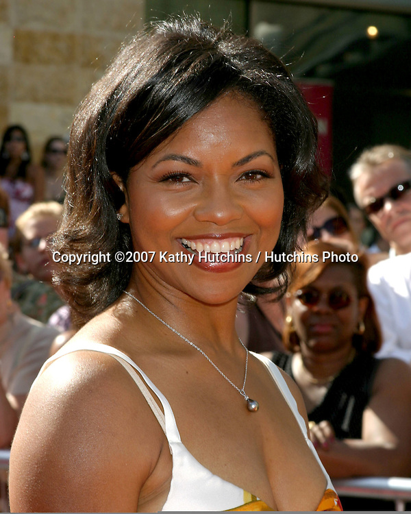 Amelia Marshall.Daytime Emmys 2007.Kodak Theater.Los Angeles, CA.June 15, 2007.©2007 Kathy Hutchins / Hutchins Photo....