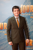 Josh Hutcherson at the World Premiere of Journey 2, Jam Factory cinemas, Melbourne, Australia, 15 January 2012
