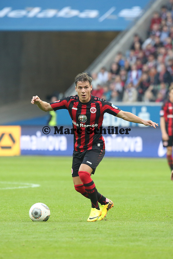 Stefano Celozzi (Eintracht) - Eintracht Frankfurt vs. 1. FC Nuernberg,