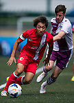 Aston Villa vs HKFA U-21 during the Day 2 of the HKFC Citibank Soccer Sevens 2014 on May 24, 2014 at the Hong Kong Football Club in Hong Kong, China. Photo by Victor Fraile / Power Sport Images