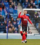 16.03.2019 Rangers v Kilmarnock: Conor McAleny celebrates