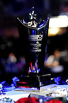 The NAPT Mohegan Sun Main Event Trophy