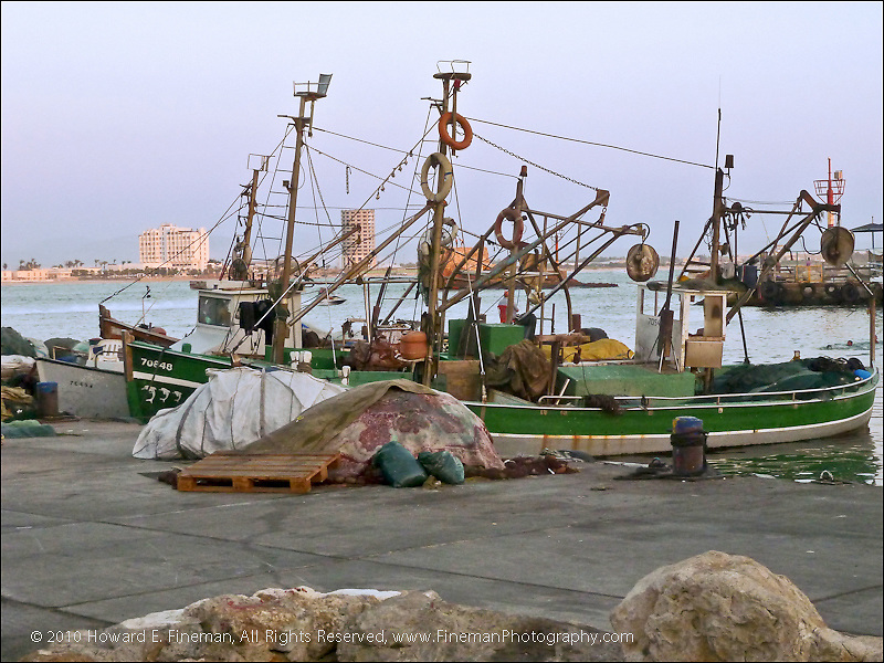 Fishing Boats, Acco