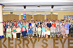 Antoinette Cronin Rathmore seated fifth from right celebrates her 40th birthday with her family and friends in the Dromhall Hotel Killarney Friday night   Copyright Kerry's Eye 2008