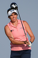 Gerina Piller (USA) watches her tee shot on 2 during the round 3 of the Volunteers of America Texas Classic, the Old American Golf Club, The Colony, Texas, USA. 10/5/2019.<br /> Picture: Golffile   Ken Murray<br /> <br /> <br /> All photo usage must carry mandatory copyright credit (© Golffile   Ken Murray)