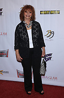"04 August 2017 - Las Vegas, Nevada - Beverly Washburn. Sneak Peek FREE Screening of ""UNBELIEVABLE!!!!!"", A Sci-Fi Spoof Starring over 42 Former ""Star Trek"" stars and a Puppet Captain, at Brenden Theaters inside the Palms Las Vegas. Photo Credit: MJT/AdMedia"