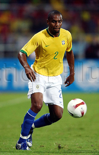 07.07.2007  Maicon (Brasil) on the ball
