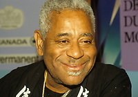 Montreal (qc) Canada - sept 3 1988 - Dizzy Gillespie at the World Film Festival