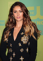 NEW YORK CITY, NY, USA - MAY 15: Nina Dobrev at The CW Network's 2014 Upfront held at The London Hotel on May 15, 2014 in New York City, New York, United States. (Photo by Celebrity Monitor)