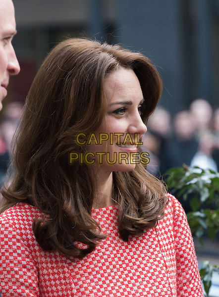 William, Duke of Cambridge and Kate, Duchess of Cambridge visit youth charity's XL Mentoring scheme which aims to create positive futures for young people growing up on deprived inner city estates. <br /> CAP/JOR<br /> &copy;JOR/Capital Pictures