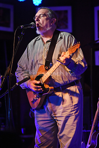 BOCA RATON - MARCH 16: David Bromberg performs at The Funky Biscuit on March 16, 2017 in Boca Raton, Florida. Credit: mpi04/MediaPunch