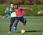 Tom Walsh and Nathan Oduwa