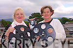 SUMMER MOVIES: Pictured at the launch of the Kerry Film Festival summer film screenings which starts June 4th (today) are Noreen O'Sullivan and Shelia Ashe .