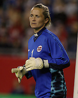 "Bente Nordby performance wins her ""player of the match"" in the US win. 2003 WWC USA/Norway quarter final."