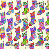 Kate, GIFT WRAPS, GESCHENKPAPIER, PAPEL DE REGALO, Christmas Santa, Snowman, Weihnachtsmänner, Schneemänner, Papá Noel, muñecos de nieve, paintings+++++Christmas page 57,GBKM174,#gp#,#x#,socks
