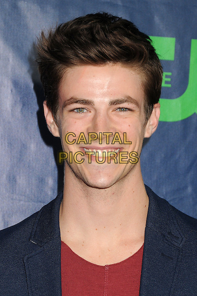 17 July 2014 - West Hollywood, California - Grant Gustin. CBS, CW, Showtime Summer Press Tour 2014 held at The Pacific Design Center. <br /> CAP/ADM/BP<br /> &copy;Byron Purvis/AdMedia/Capital Pictures