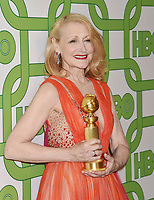 BEVERLY HILLS, CA - JANUARY 06: Patricia Clarkson attends HBO's Official Golden Globe Awards After Party at Circa 55 Restaurant at the Beverly Hilton Hotel on January 6, 2019 in Beverly Hills, California.<br /> CAP/ROT/TM<br /> ©TM/ROT/Capital Pictures