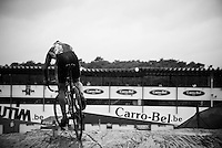 ready to plunge <br /> <br /> Junior Men's race<br /> UCI 2016 cyclocross World Championships