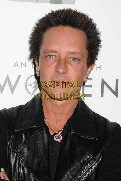 "Billy Morrison.LA Gay & Lesbian Center's ""An Evening With Women"" 2013 held at the Beverly Hilton Hotel, Beverly Hills, California, USA, 18th May 2013..portrait headshot black  necklace .CAP/ADM/BP.©Byron Purvis/AdMedia/Capital Pictures"